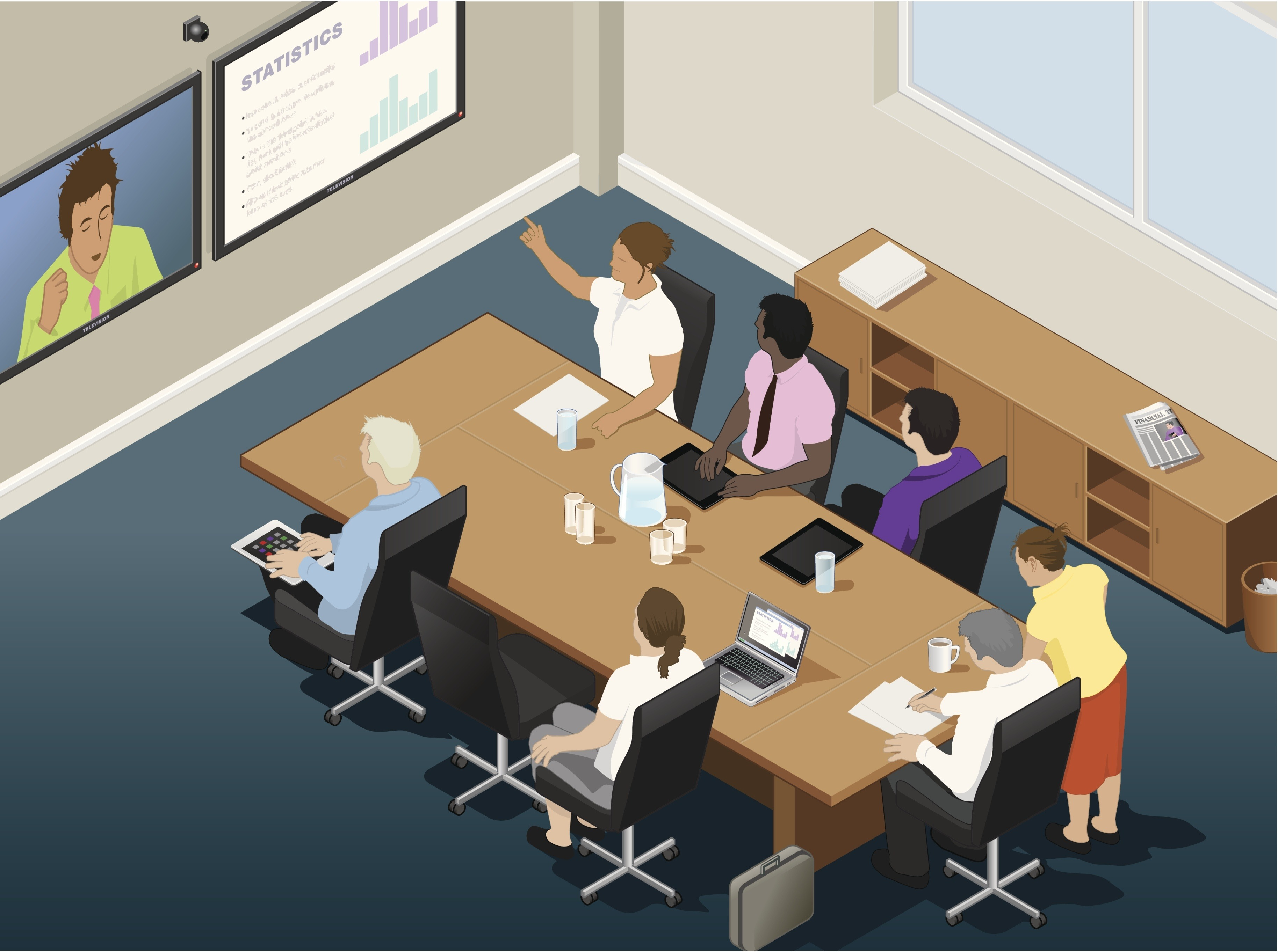 virtual meeting room Archives - Page 4 of 6 - ET Group