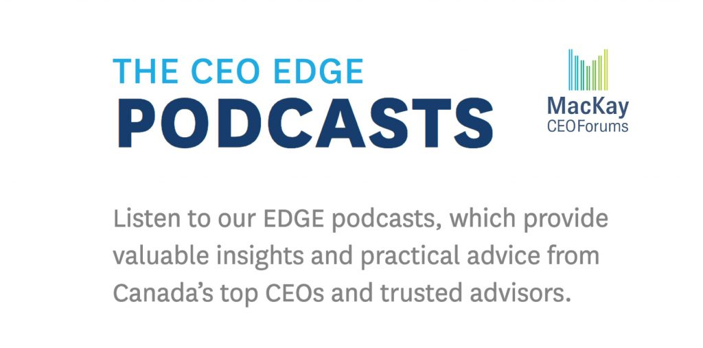edge podcast, mackay ceo forums