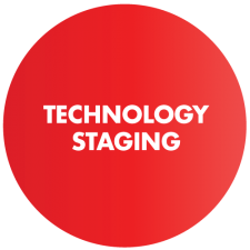 technology-staging